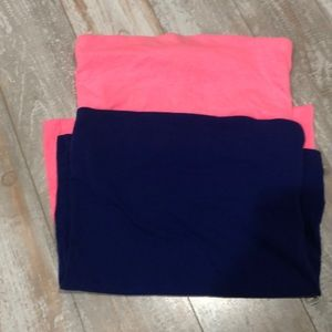 Tops - 2 tube tops size small